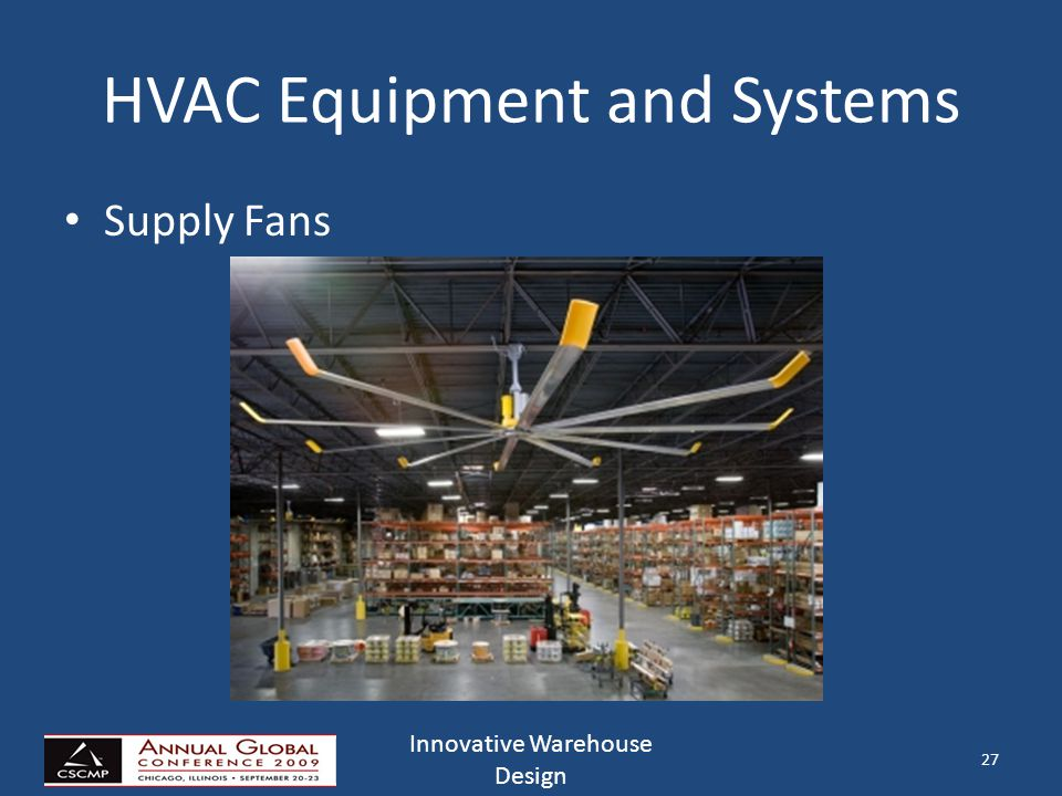 Innovative Warehouse Design Council of Supply Chain