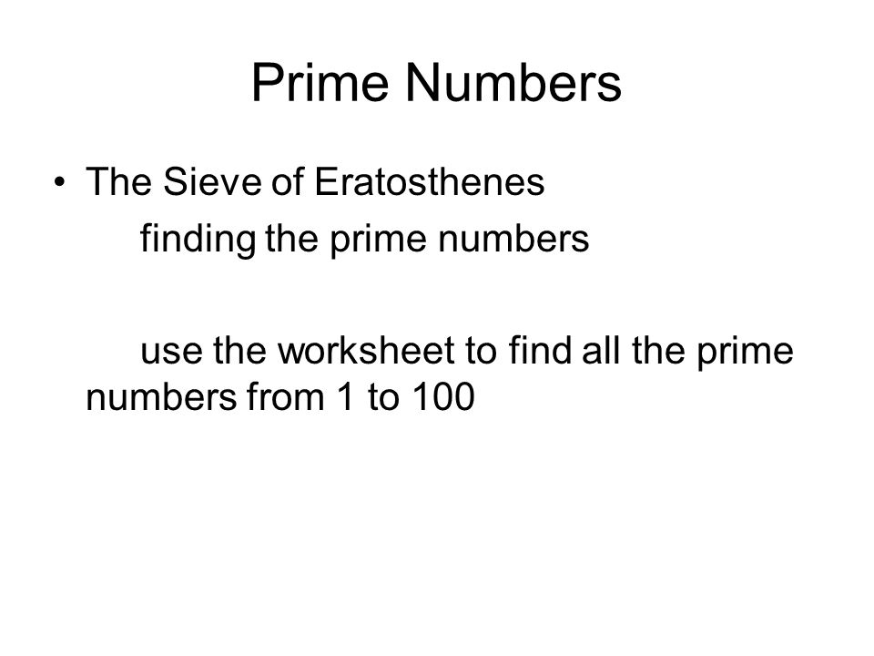 Chapter 4 Number Theory Terms Factors Divides Divisible
