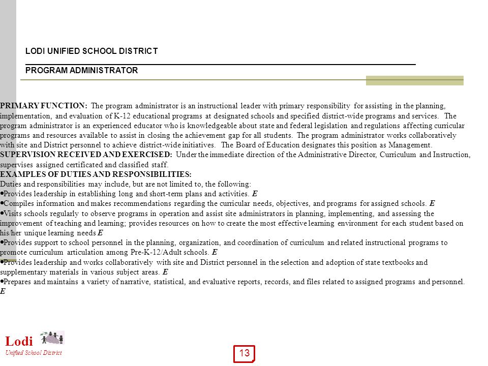 Educational Services Division Proposed Restructuring Plan Board Of