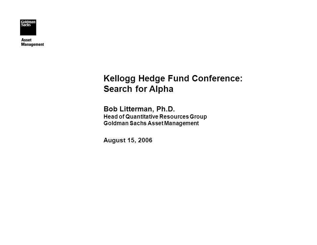 Quantitative Fund Management