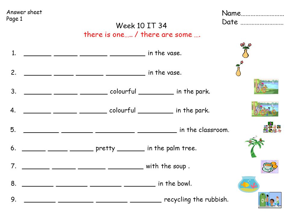This Teacher Led Activity Aims To Teach Children The Correct Present