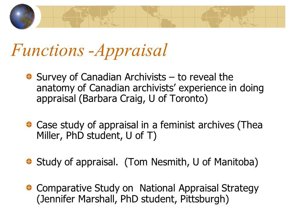 Fis University Of Toronto North America Research Agenda In An