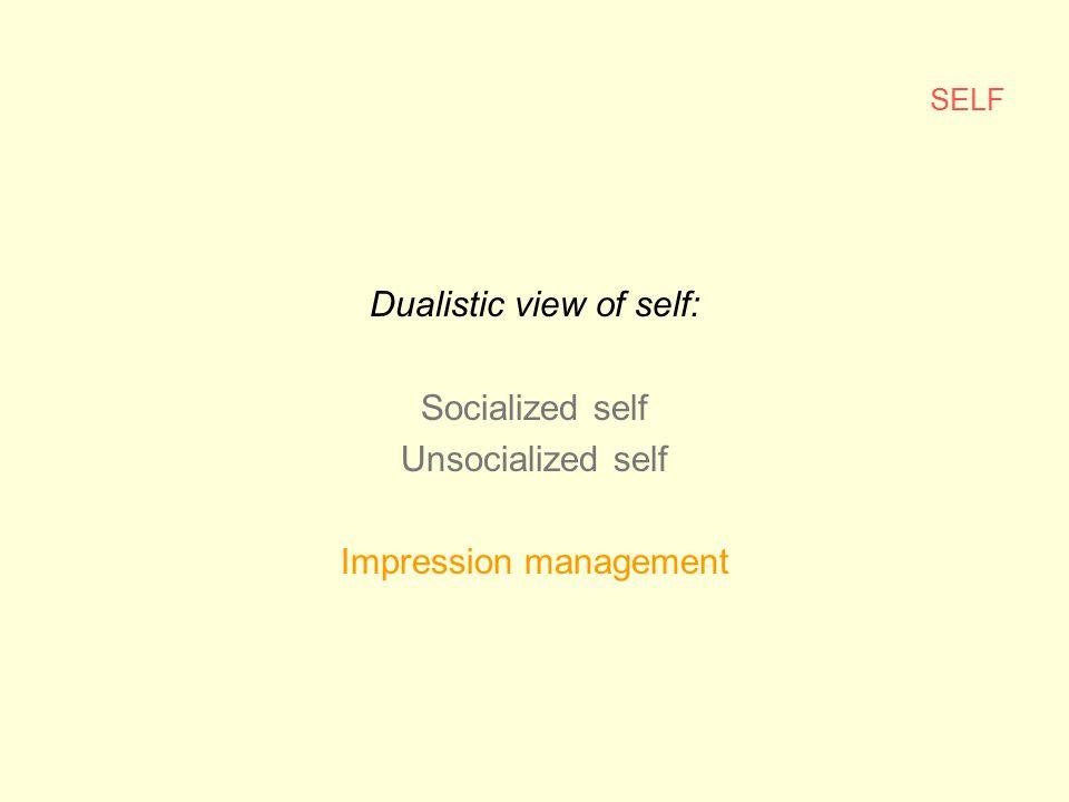 Erving Goffman: Self, interactionism,dramaturgy & frame analysis ...