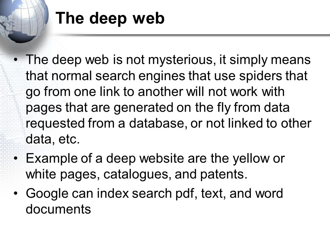 Exploring the Internet Topic: Searching the Web Instructor