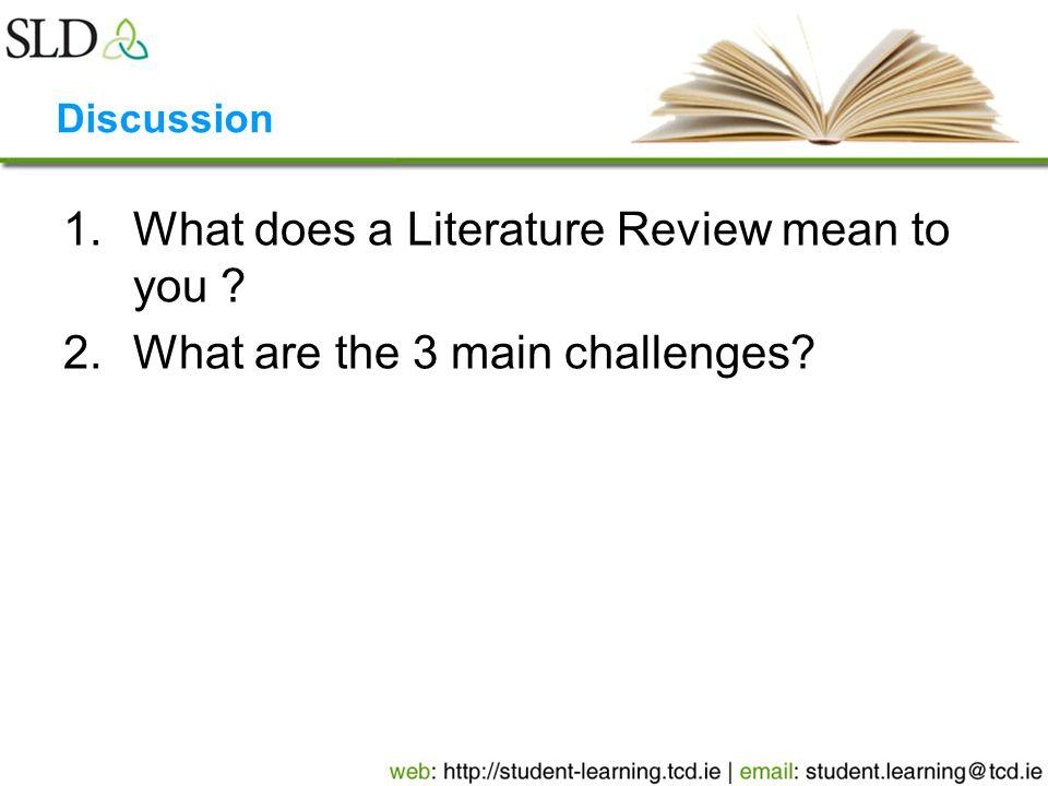 exactica literature review