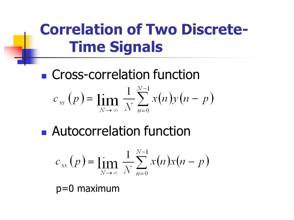 Discrete-Time Signals Week 2  Continuous-Time Versus Discrete-Time