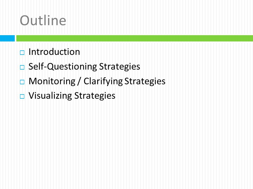 Comprehension monitoring strategy guide comprehension strategies.
