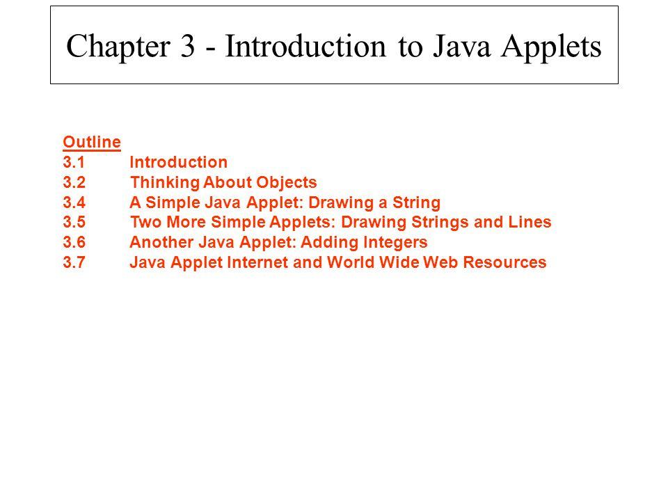 Cs413: java programming language applications applets ppt download.
