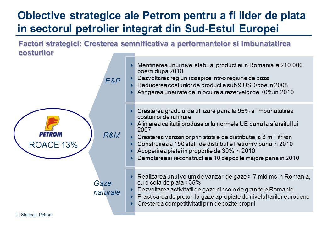 indicatori de realizare a obiectivelor strategice)