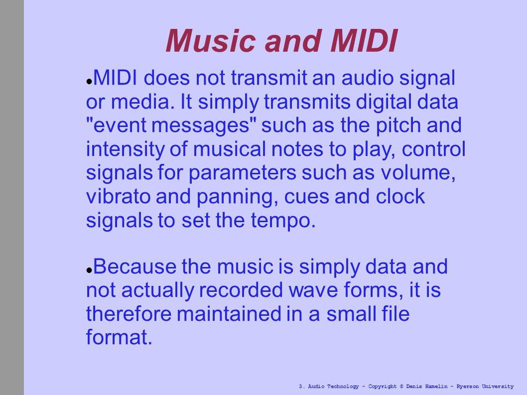 3 Audio Technology Copyright Denis Hamelin Ryerson University Hypersonic Sound 33