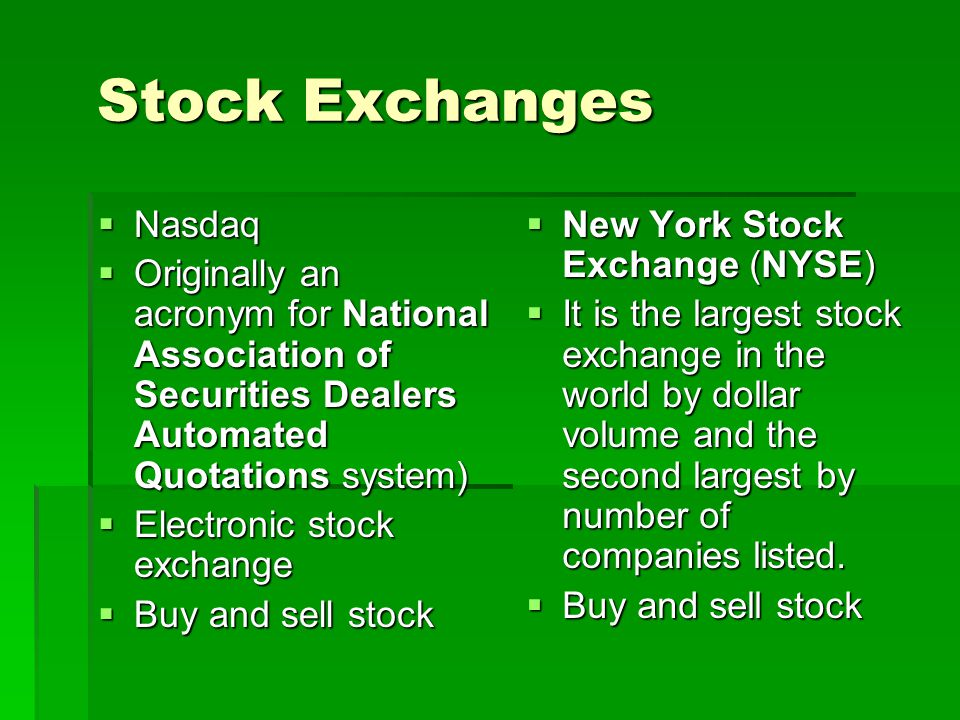 Buying Stock Reading Stock Tables  Stock Indexes  Standard