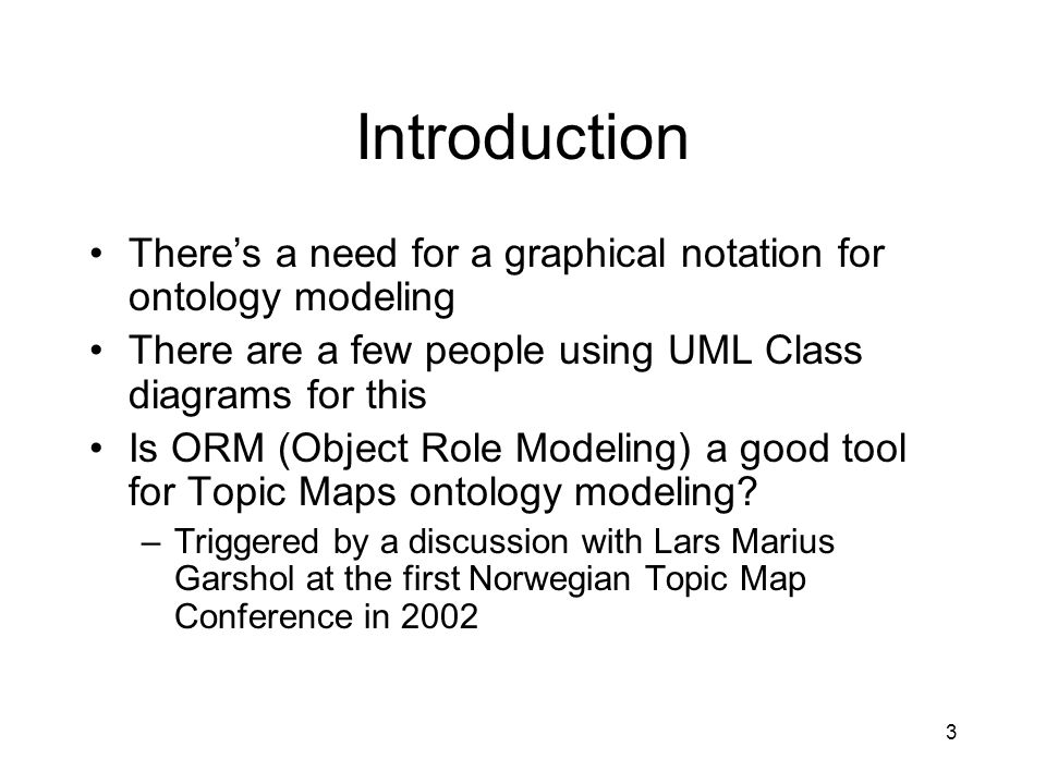 Uml North Campus Map.1 Conceptual Modeling Of Topic Maps With Orm Versus Uml Are D