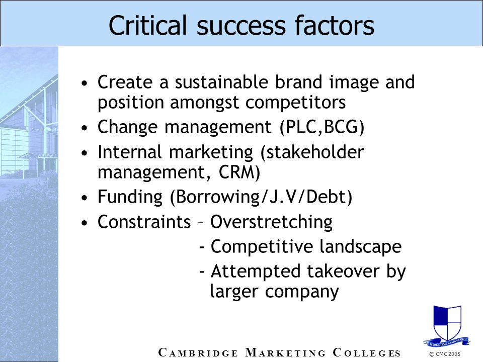 tesco success factors