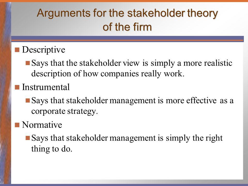 stakeholder analysis journal pdf