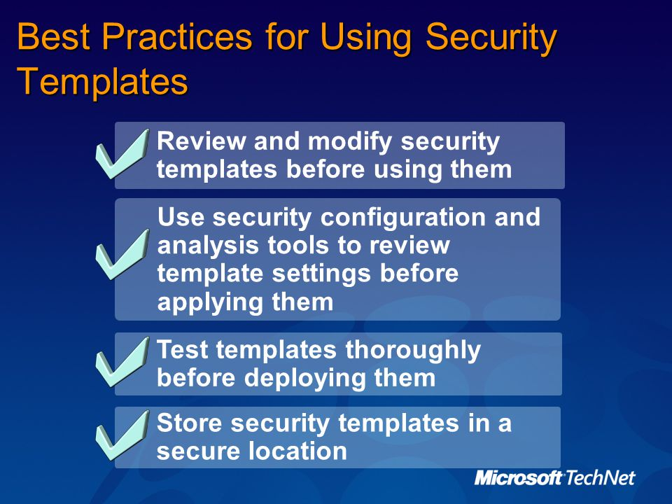 Implementing Server Security on Windows 2000 and Windows Server 2003 ...