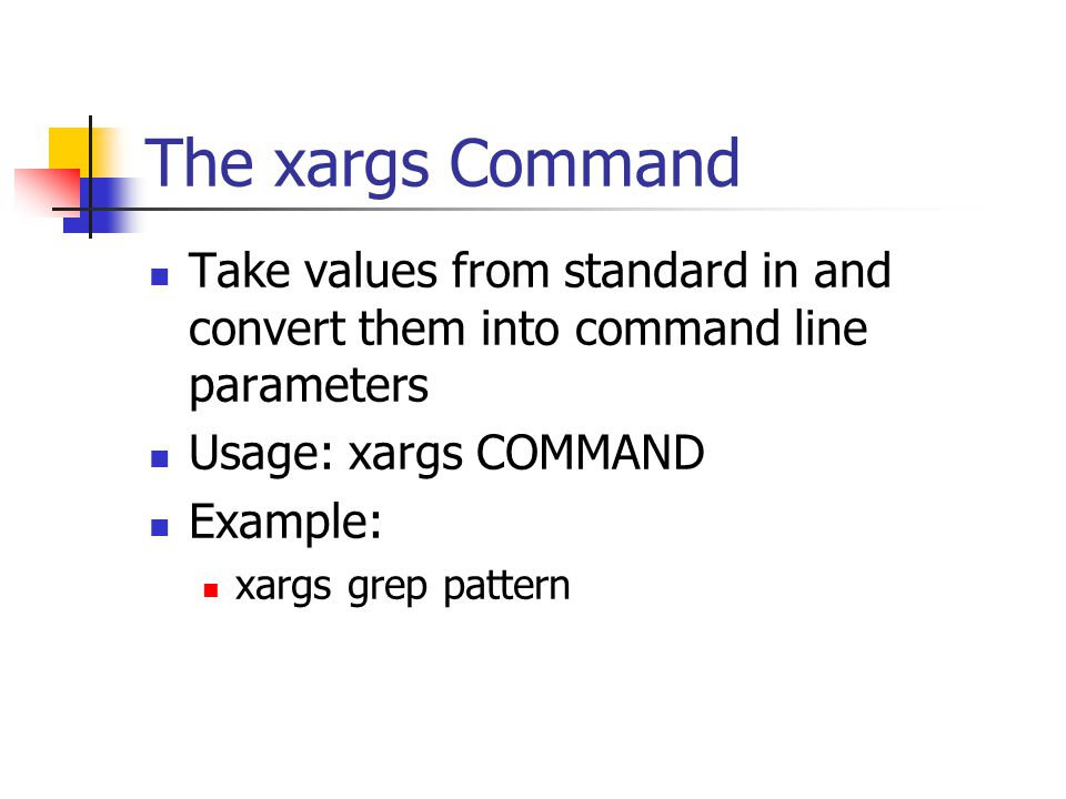 Introduction To Unix Cs 21 Lecture 13 Lecture Overview Finding