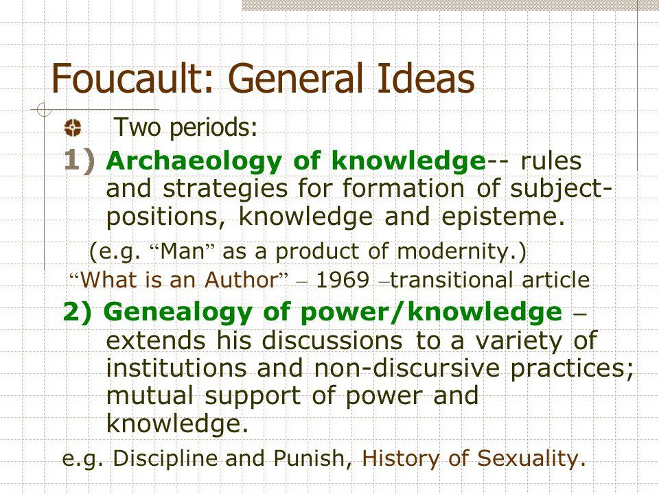 Foucault power sexuality