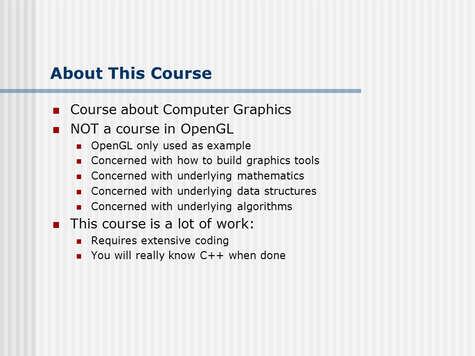 CS 4731: Computer Graphics Lecture 1: Introduction Emmanuel Agu