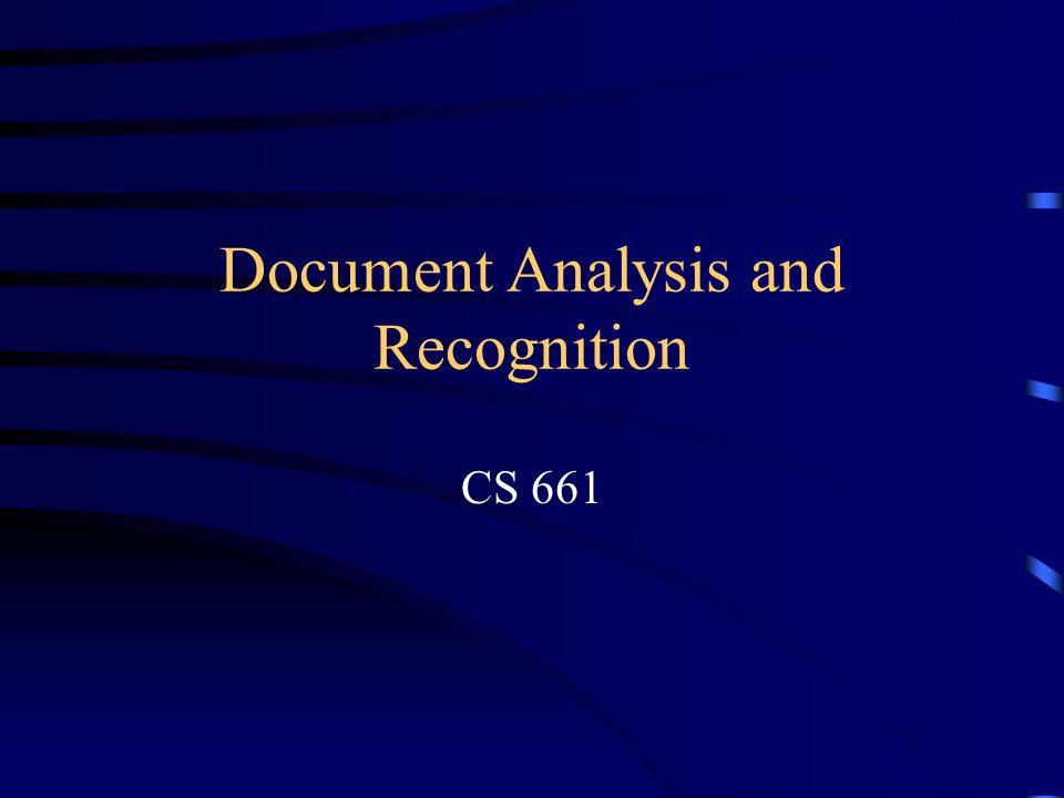 h andbook of character recognition and document image analysis bunke h wang p s p