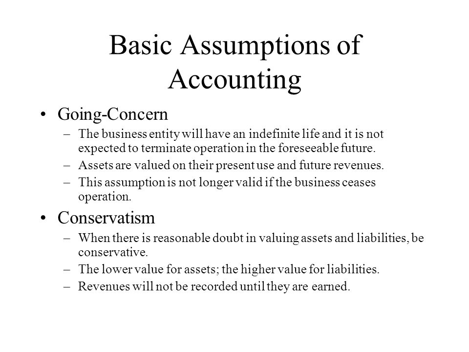 audit firm size and going-concern reporting accuracy essay Audit & assurance - provides  ('direct reporting audit')  an auditor is required to ensure the appropriateness of the going concern assumptions in the.