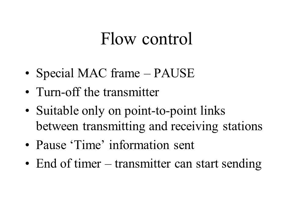 Ethernet Frames Ethernet II frame format –DIX IEEE Frame –Takes an ...