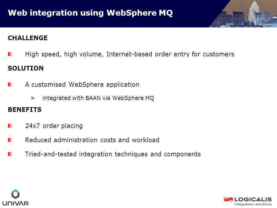 Logicalis Group Web self-service: integration of