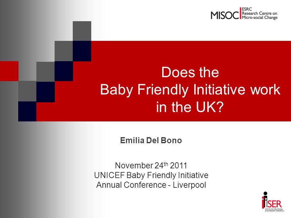 Does the Baby Friendly Initiative work in the UK.