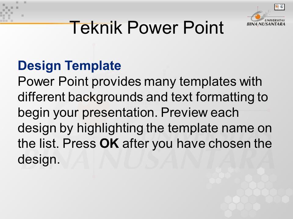 Teknik Presentasi Metode Penulisan Dan Proposal Penelitian S0192 Metode Penelitian Dan Penulisan Telnik Sipil Pertemuan Ppt Download