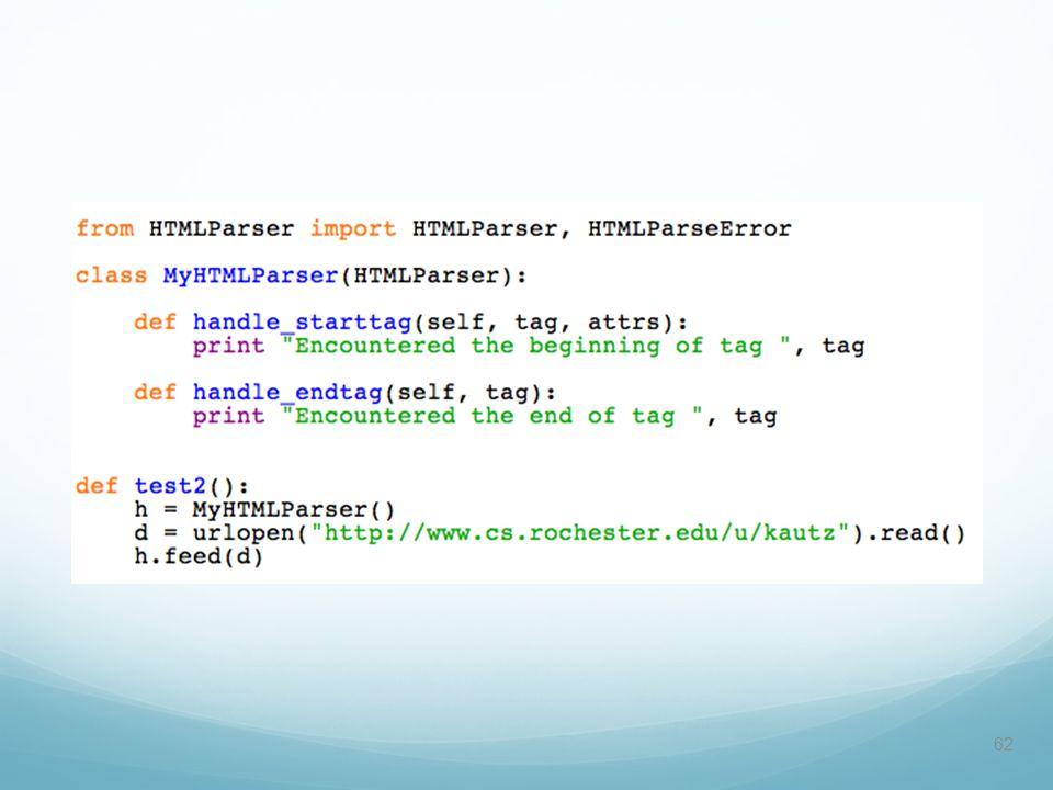 Python Doc2html