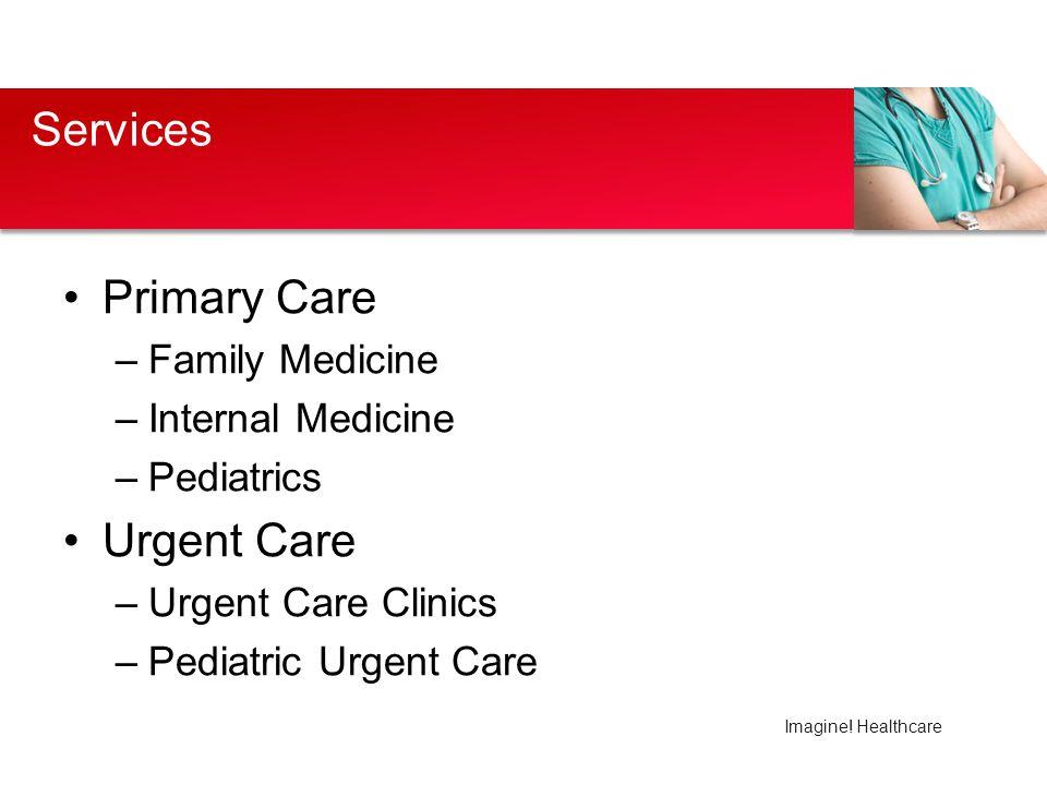 Imagine! Healthcare New Hire Orientation Presentation Pamela