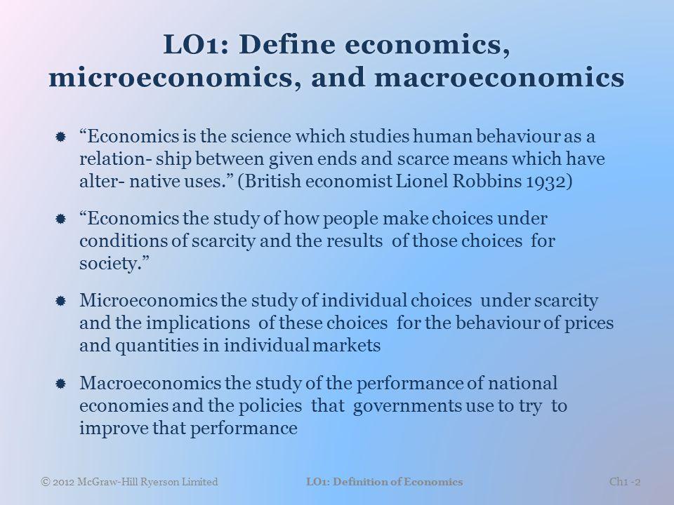 economic naturalist definition
