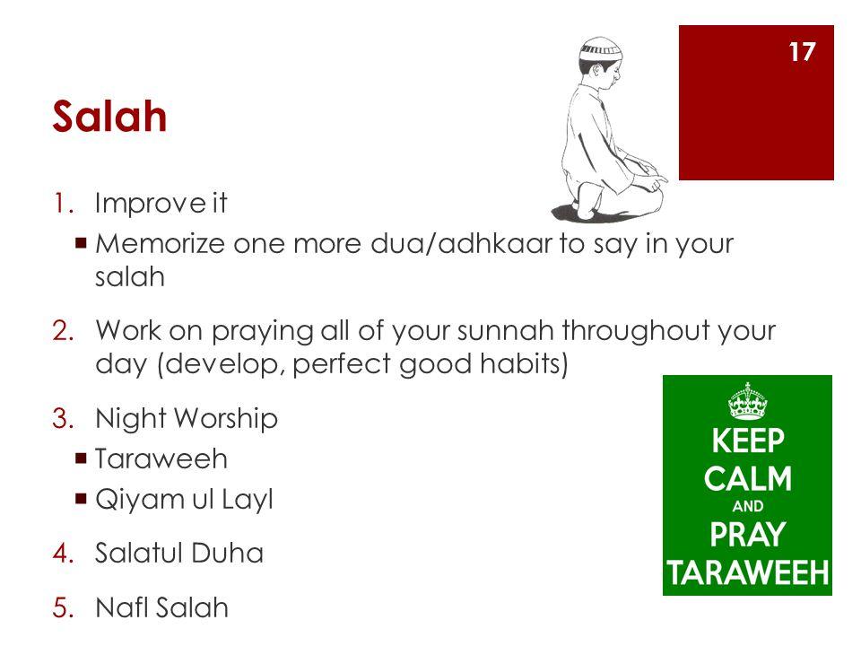 Ramadan Workshop Al Huda Scarborough 1  Importance of