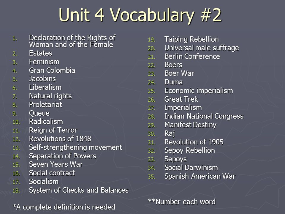 ap us history chapter seven vocabulary Ap united states government and politics lesson units links on government and politics quizzes ap united states history  flashcards and activities on vocabulary from chapter two  vocabulary for unit seven vocabulary for units eight and nine vocabulary for units eight, nine, and ten  return to the top of this section.