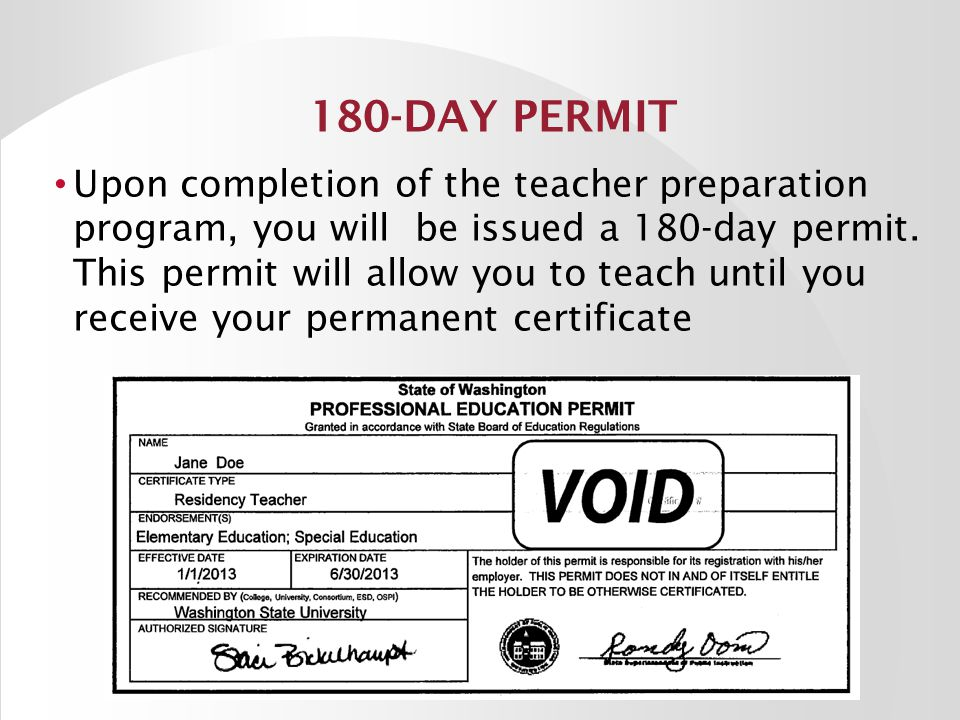 Teacher Certification Intern Substitute Certificates Apply Through