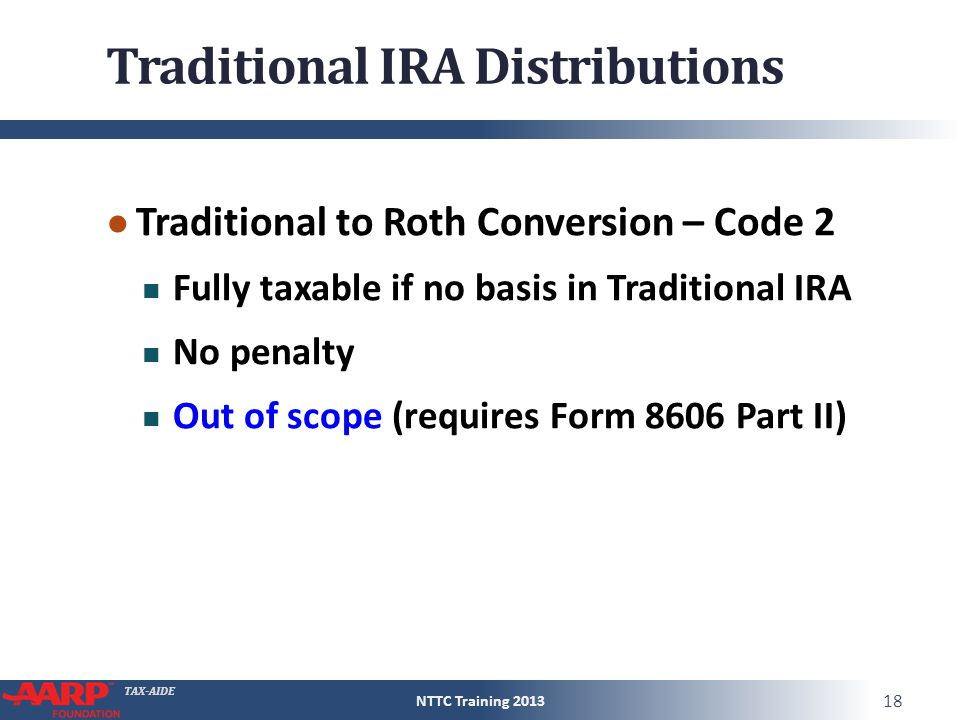Tax Aide Retirement Income Iras And Pensions Pub 4491 Page 109