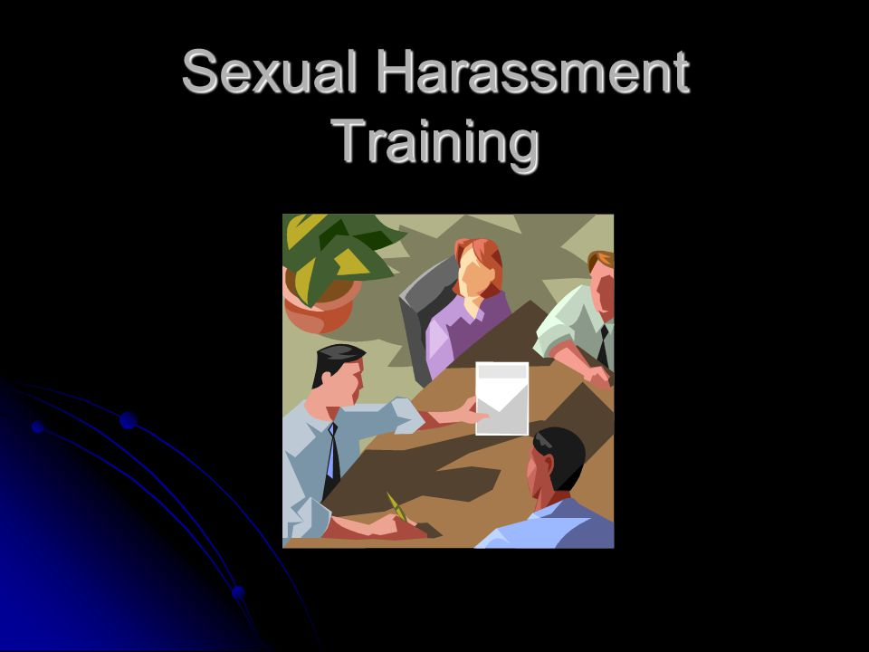 Title vii on sexual harassment