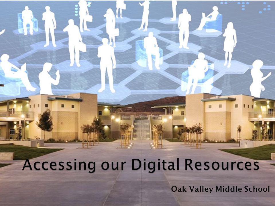 Oak Valley Middle School   My Poway Learning Access