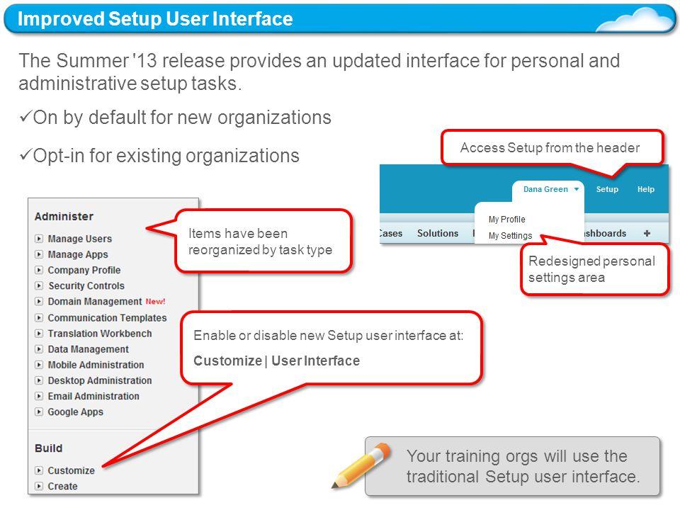 SalesforceU Getting Started: Navigating Salesforce  - ppt