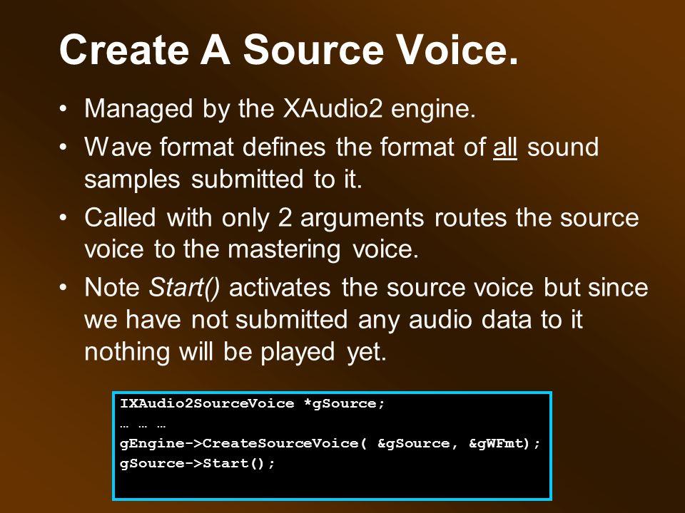 Скачать xaudio2 engine
