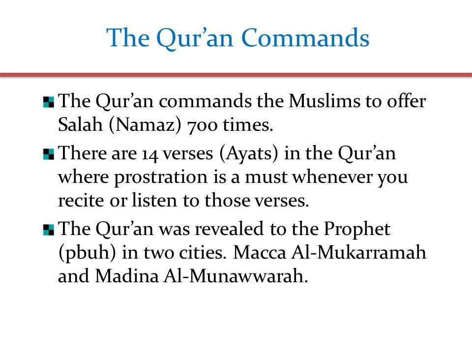 Namaz Ayat In Quran 97