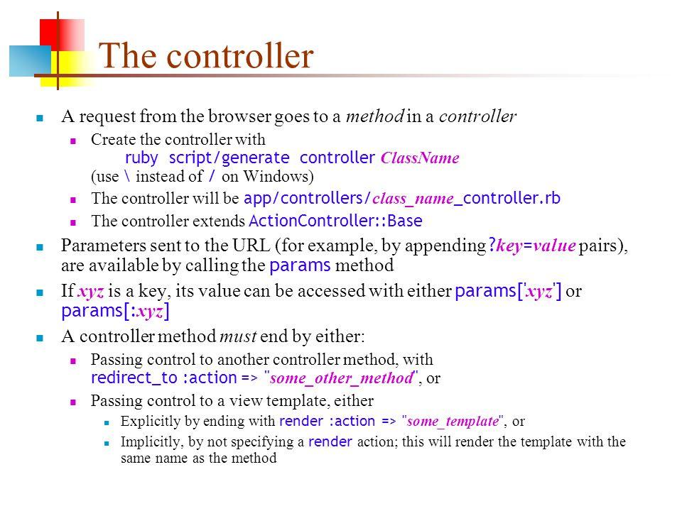 24-Jun-15 Rails  What is Rails? Rails is a framework for