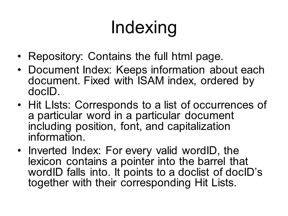"""The Anatomy of a Large-Scale Hypertextual Web Search Engine,"""" by ..."""