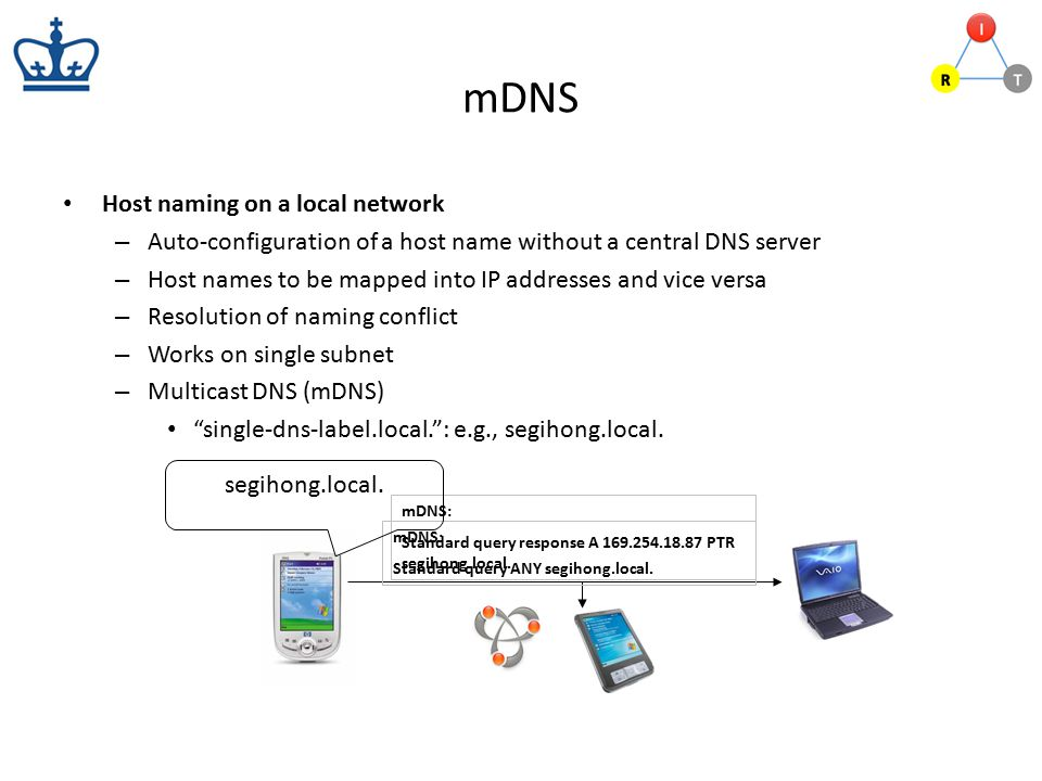 Measurements of Multicast Service Discovery in a Campus