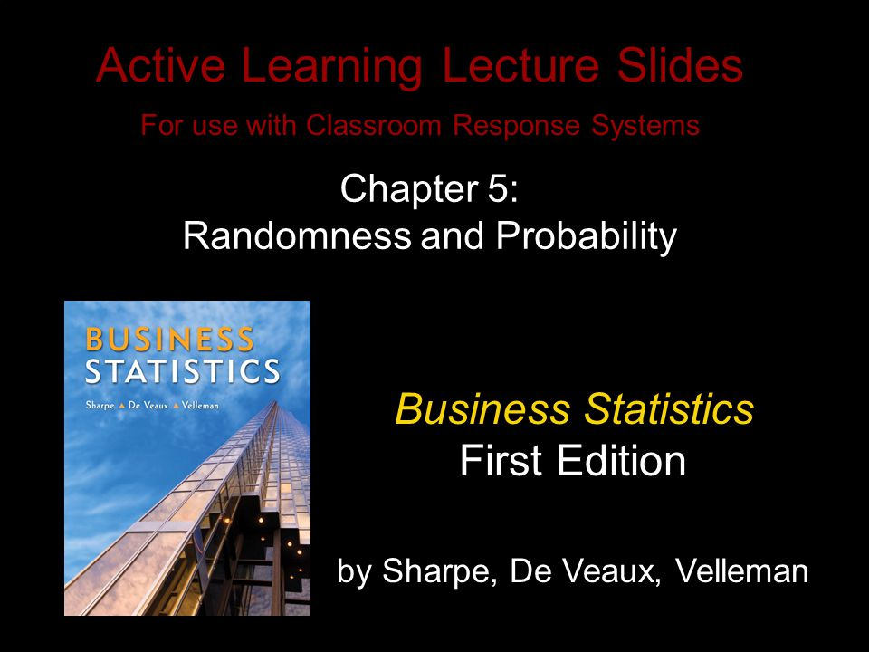 Slide 5- 1 Copyright © 2010 Pearson Education, Inc.