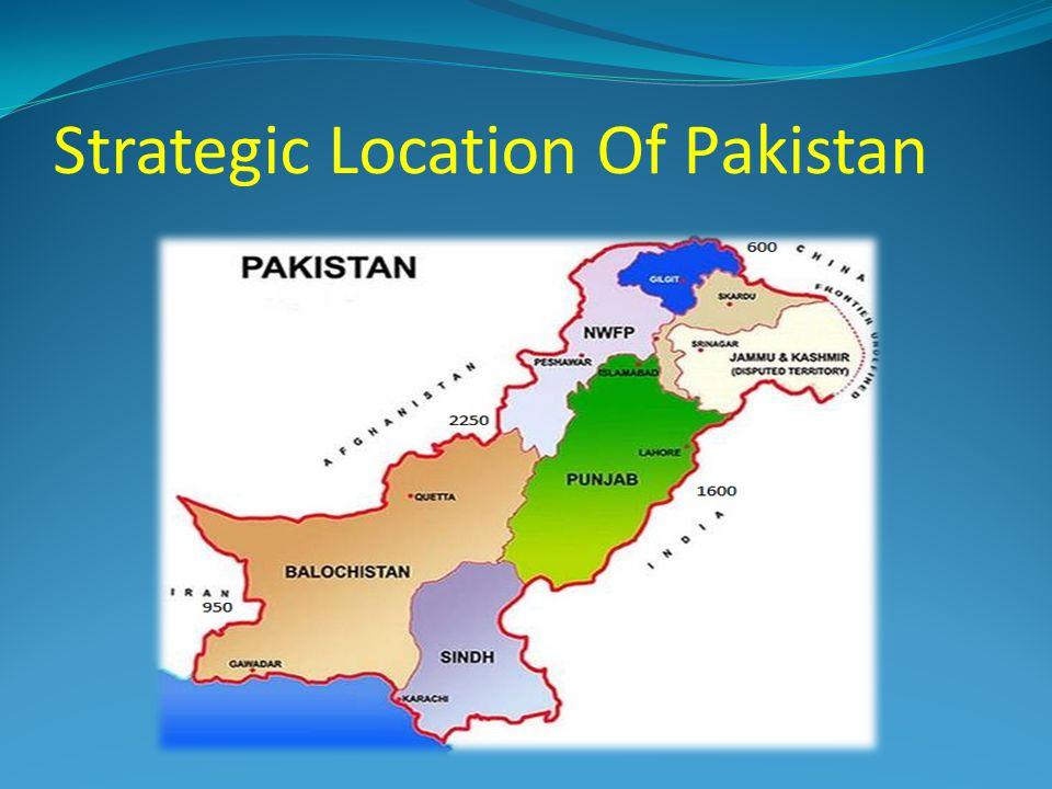 importance of pakistan in world