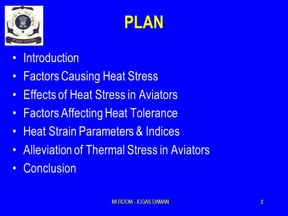 factors causing stress