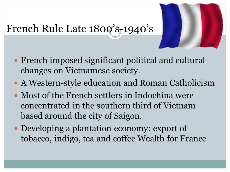 Chapter 29 Section 1 Origins of the Vietnam War  Discuss