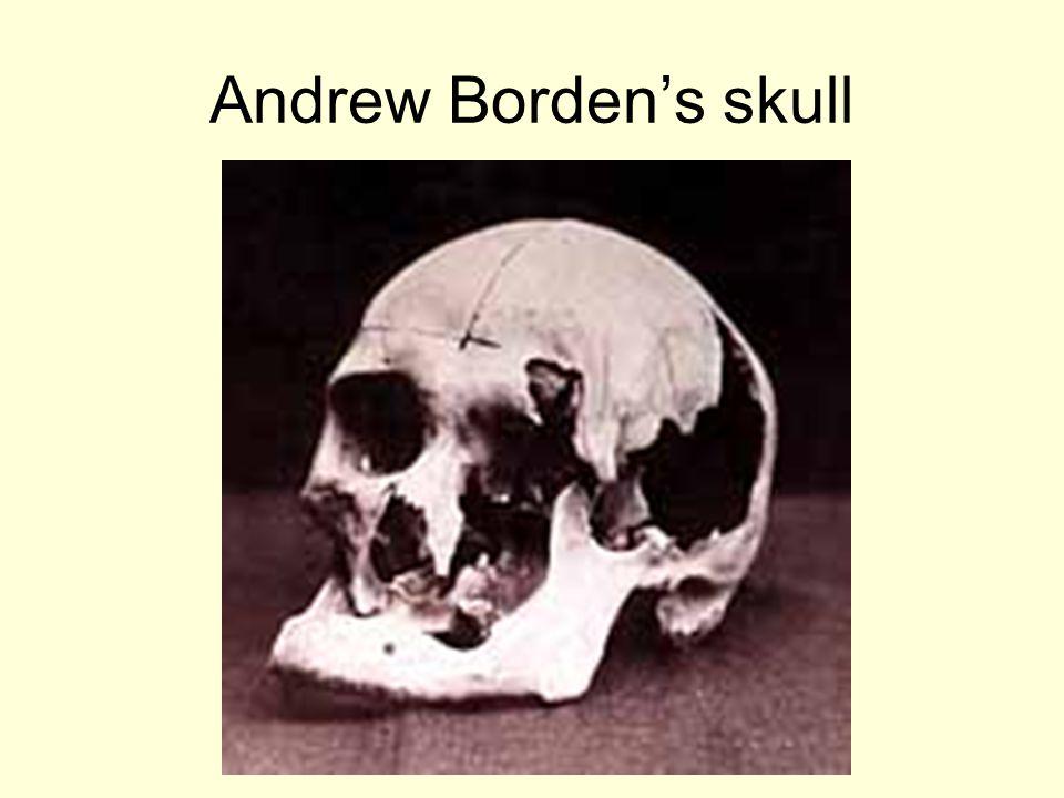 Mother Andrew Borden
