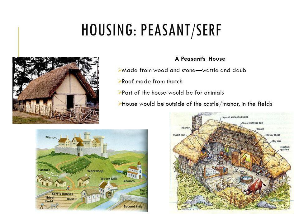 peasants in medieval times