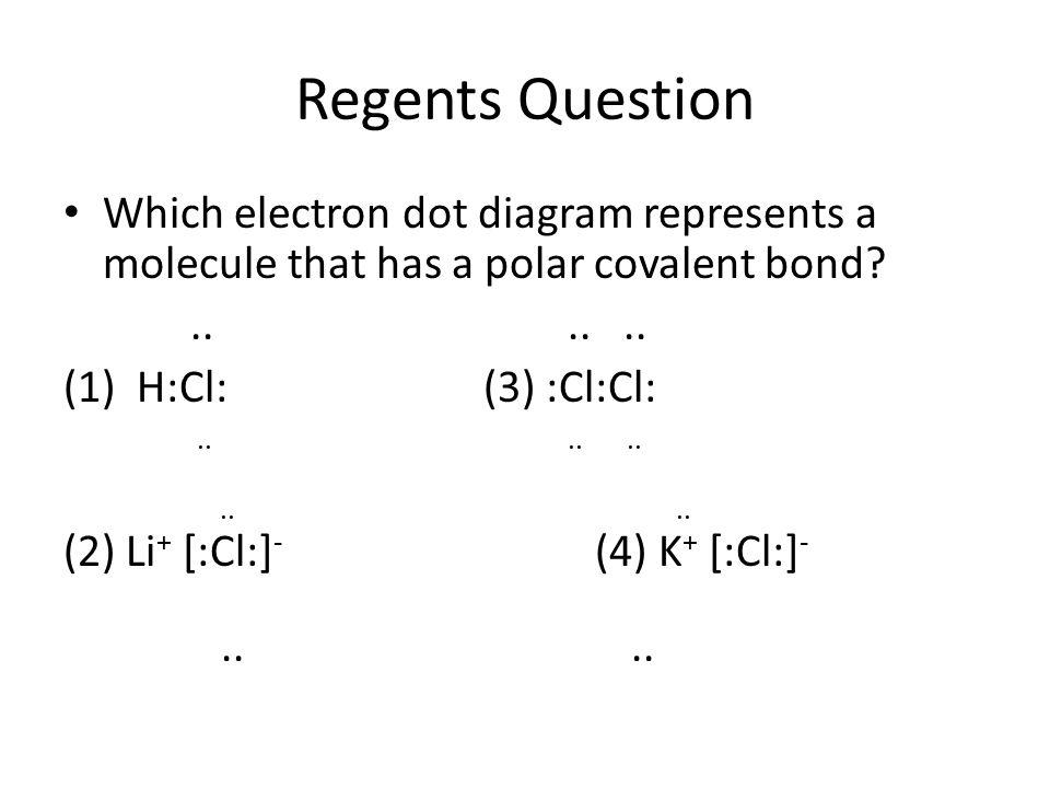 Topic 5 Bonding 54 Covalent Bonding Aim Do Now Draw The Lewis
